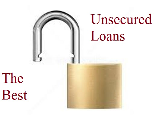 The best unsecured loans