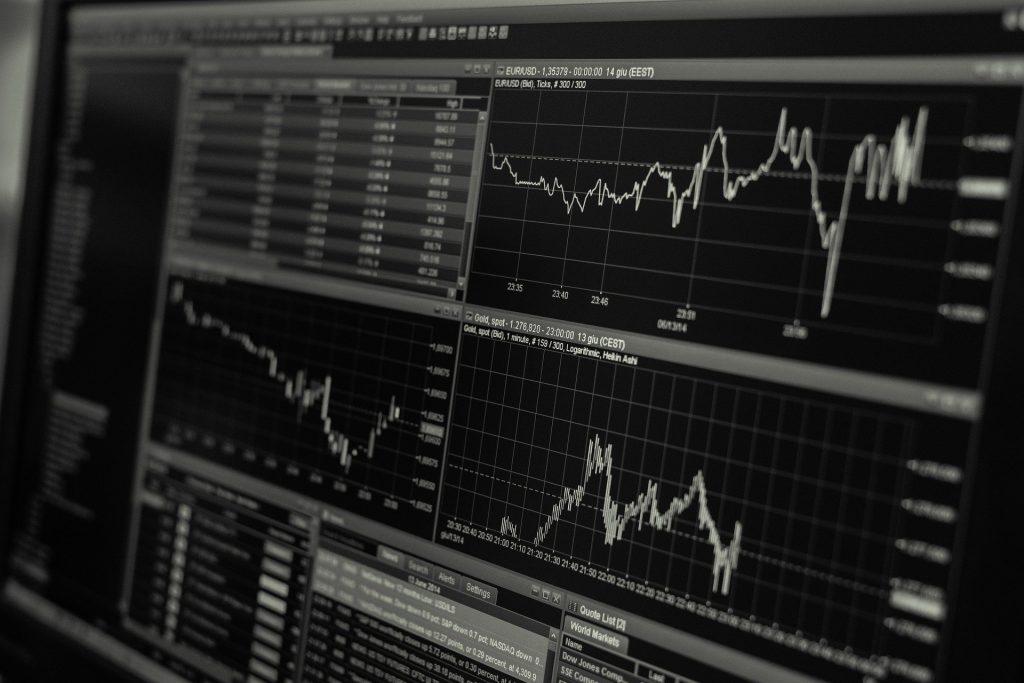 stock broker chart